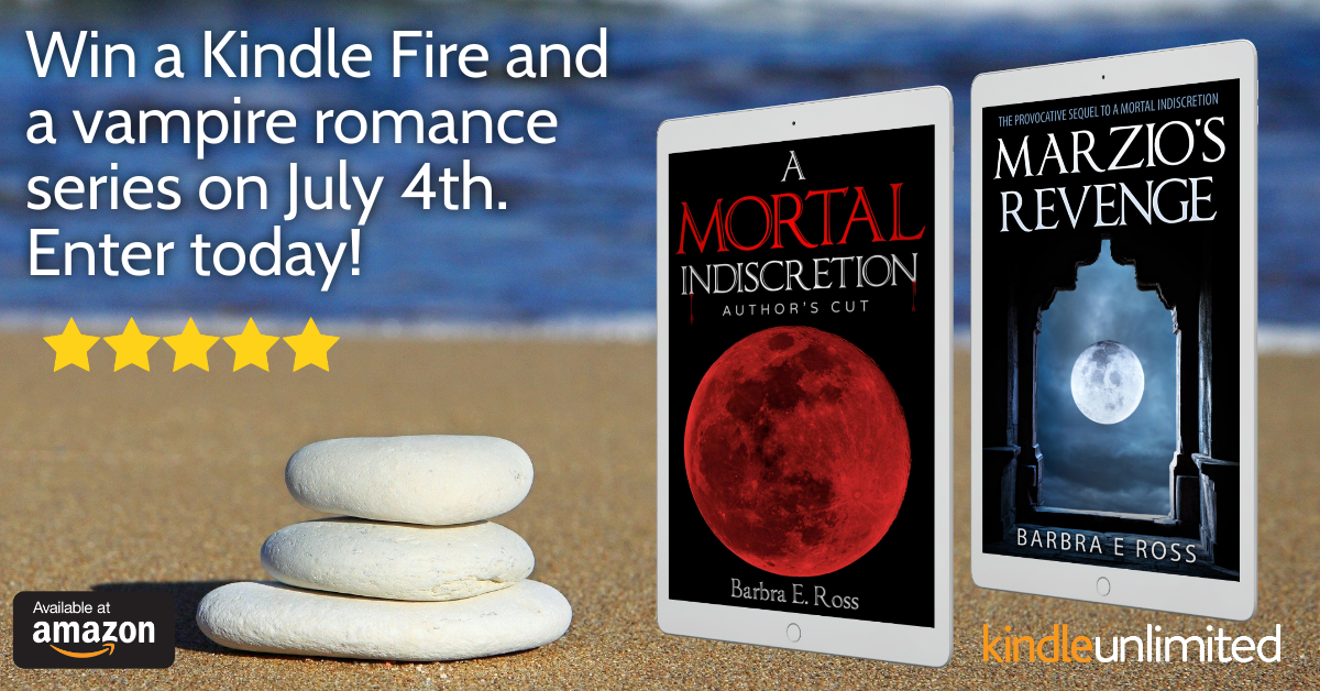 July4th Kindle Giveaway